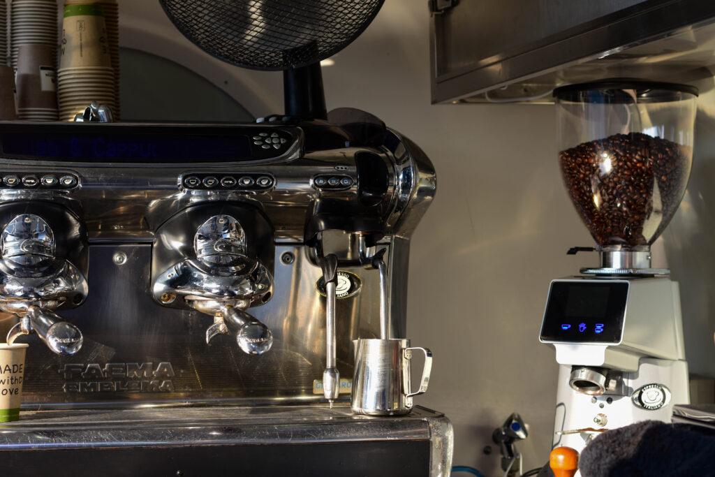 Heerlijke koffie